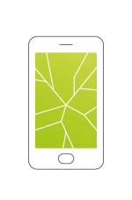 Handy iPhone Smartphone Reparatur Stuttgart - iPhone 5c display-reparatur