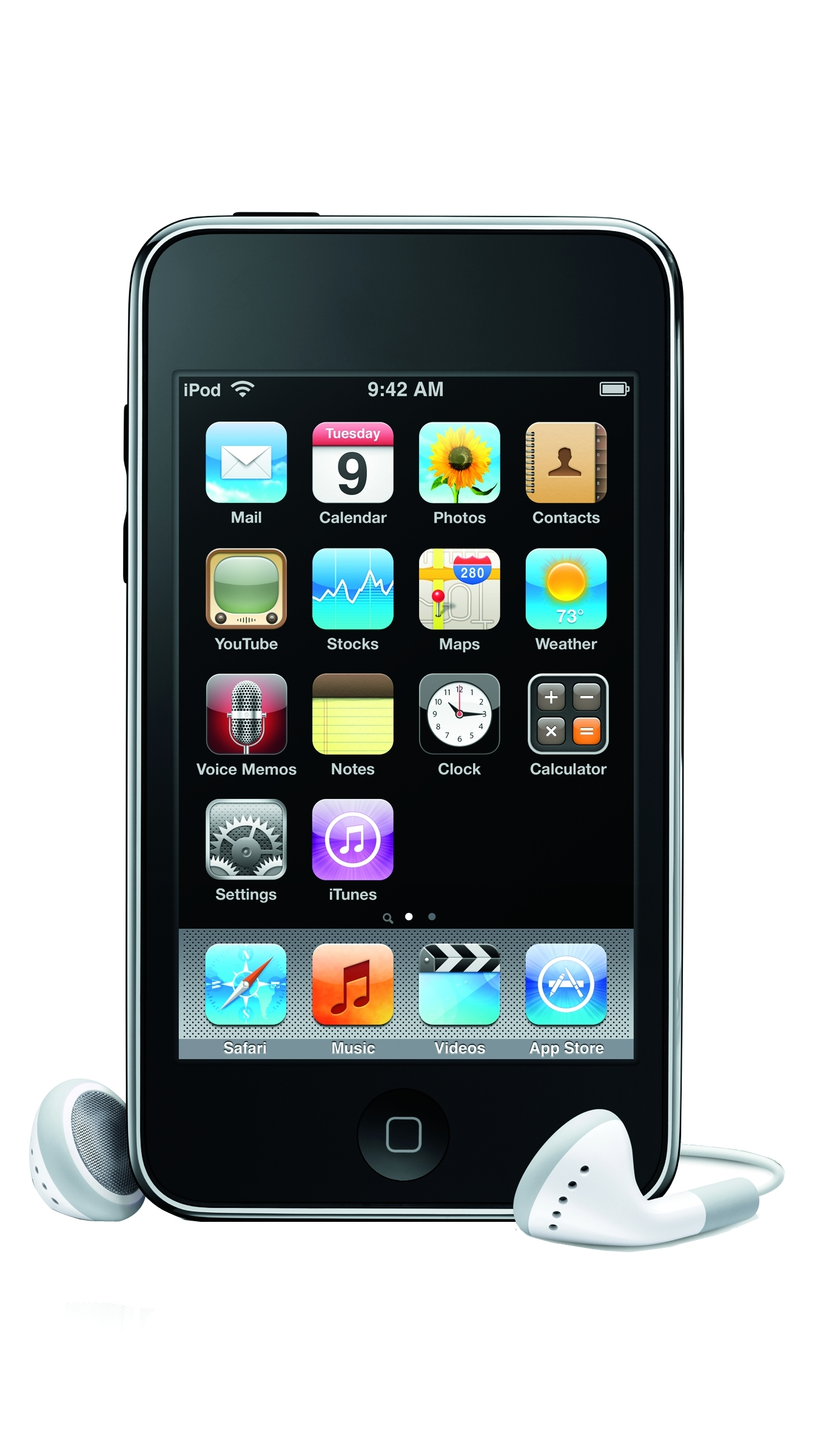 Handy iPhone Smartphone Reparatur Stuttgart - iPod touch (2. + 3. Generation)