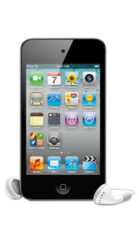 Handy iPhone Smartphone Reparatur Stuttgart - iPod touch 4G