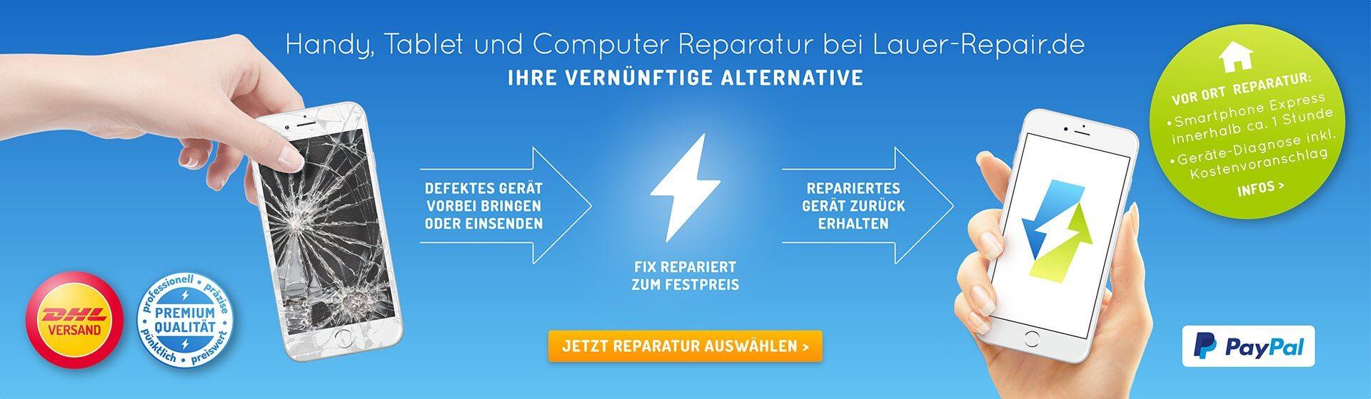 Handy iPhone Smartphone Reparatur Stuttgart